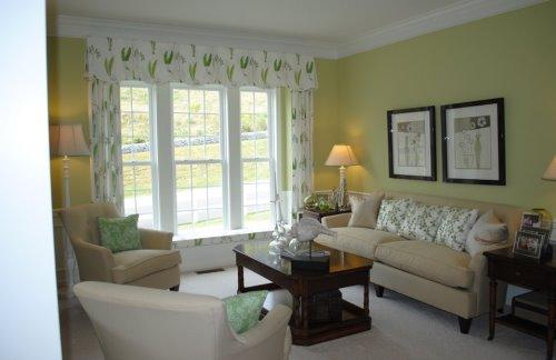 dekorasi ruang tamu minimalis yang sederhana