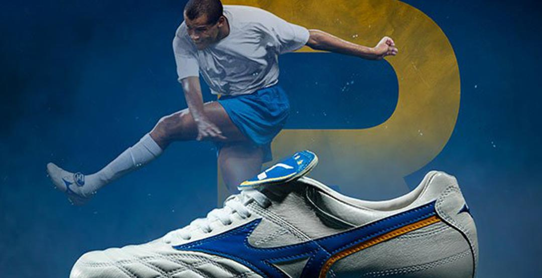 a0c2fb19634d Confirming our leak, Japanese brand Mizuno today re-released the Wave Cup  soccer cleats, Rivaldo's 2002 World Cup boots.