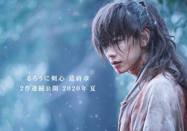 Serial 'Rurouni Kenshin' Mendapat 2 Film Live Action Final di Musim Panas 2020