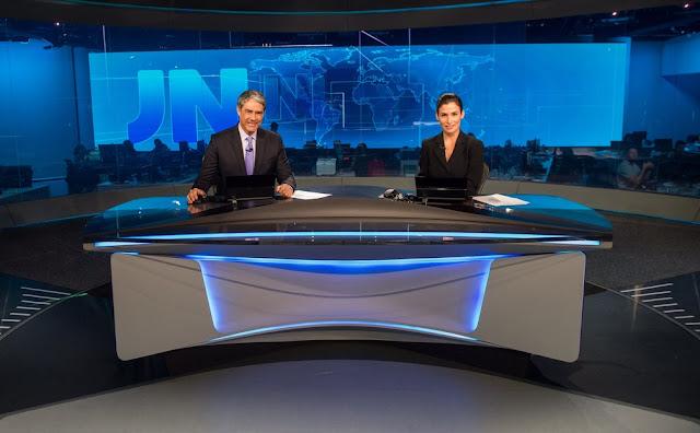 'Jornal Nacional' abusa da tecnologia, mas se esquece da notícia
