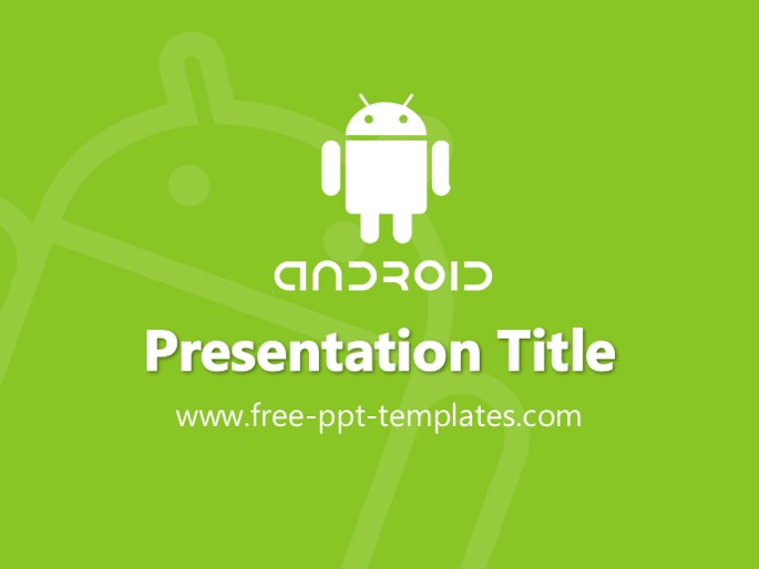 Android powerpoint template free android powerpoint template pptmag green android ppt template android powerpoint template toneelgroepblik Image collections
