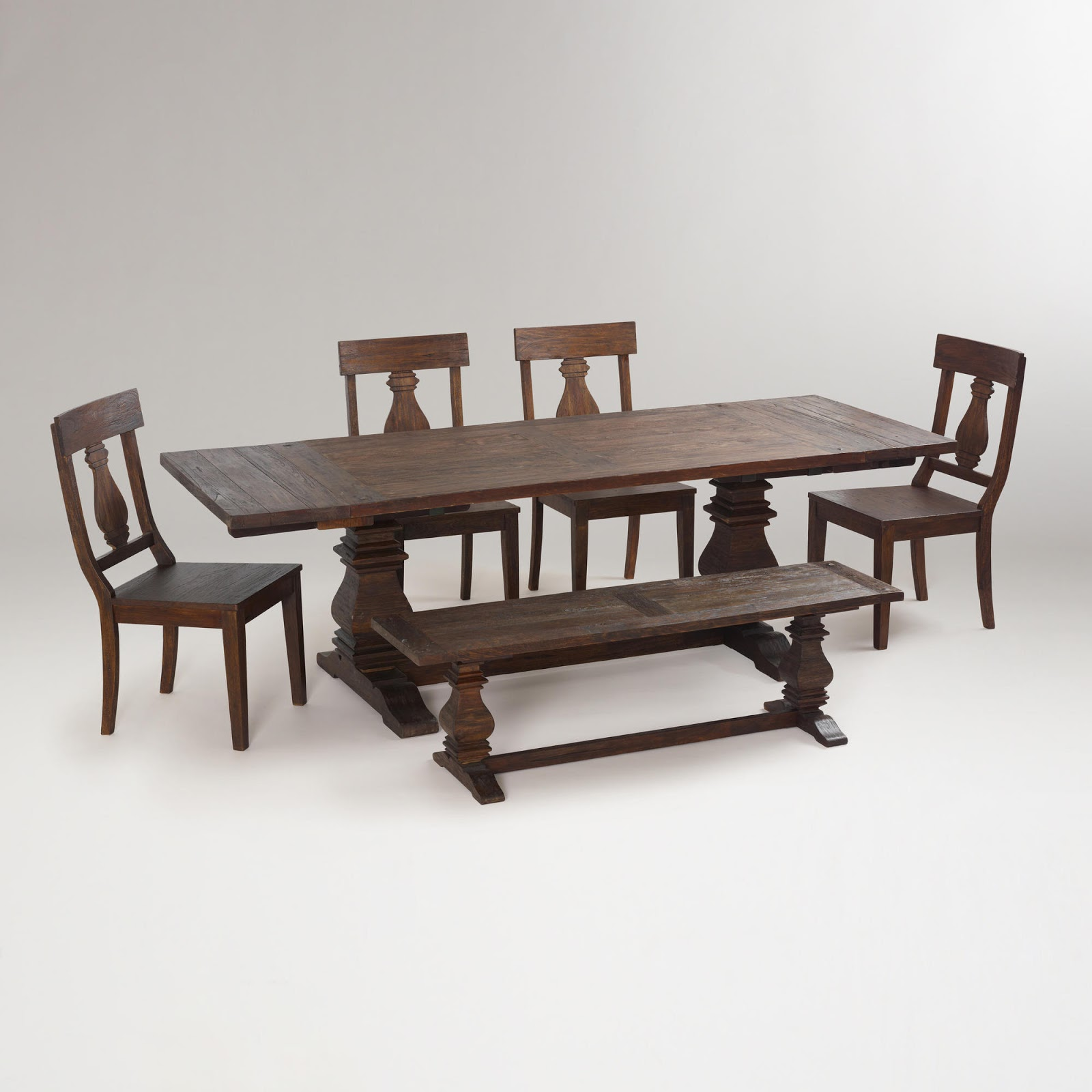 The Bradshaws: Dining Table