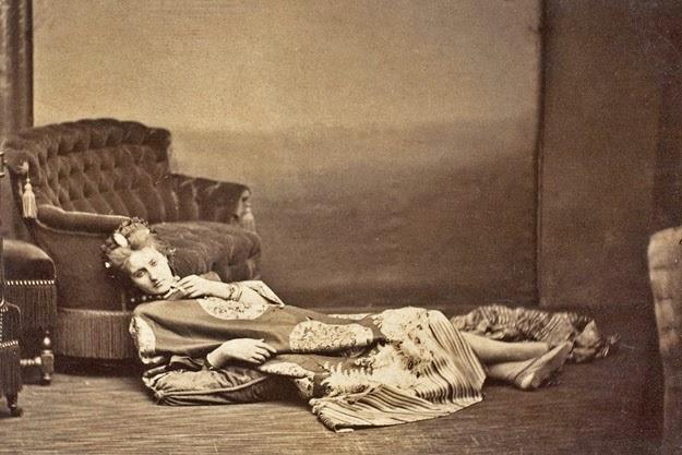 Stunning Portraits Of Countess De Castiglione Vintage
