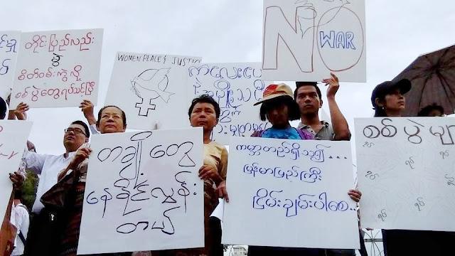 ထုိက္နႏၵာဝင္း (Myanmar Now) ● ပစ္ခတ္၊ ဖမ္းဆီးမႈမ်ားႏွင့္ ရွမ္းျပည္နယ္ ပဋိပကၡ