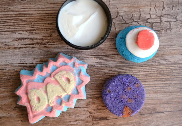 Lush Limited Edition Father's Day Collection