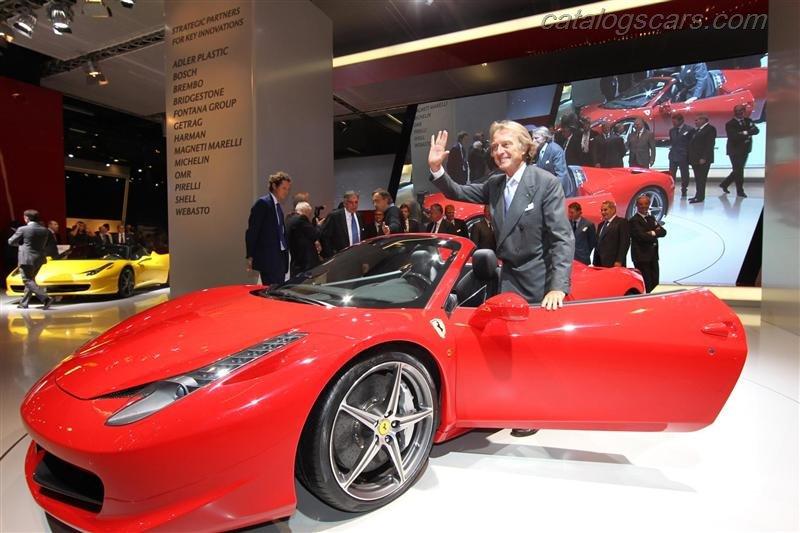 صور سيارة فيرارى 458 سبايدر 2012 - اجمل خلفيات صور عربية فيرارى 458 سبايدر 2012 - Ferrari 458 Spider Photos Ferrari-458-Spider-2012-07.jpg