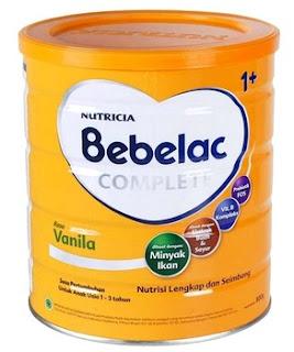 Susu Bebelac Complete