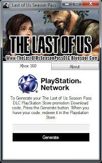 The Last of Us Season Pass DLC
