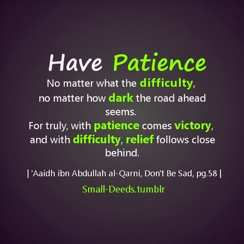 Quotes About Life Patience. QuotesGram