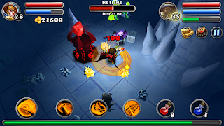 Dungeon Quest Mod Apkskill no clouldown