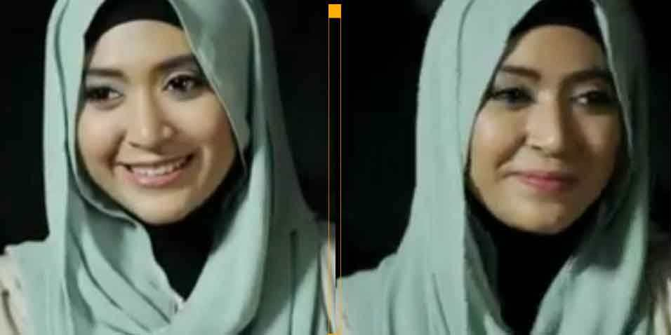 Video Tutorial Hijab Pashmina Simple