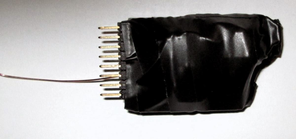 Dtecteur De Radioactivit Avec Bpw34 Et Msp430g2211 Arduino