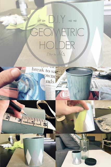 ISOSCELLA | DIY Geometric Holder