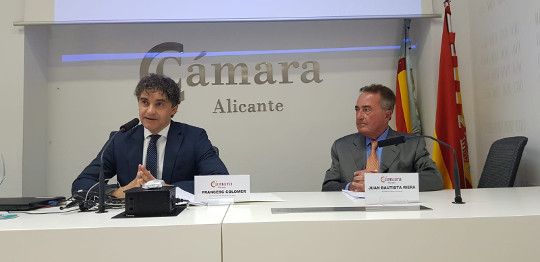 Turisme y la Cámara de Comercio se unen en un intercambio de experiencias para promover la competitividad turística y el emprendimiento