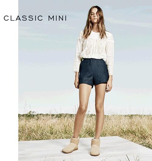 UGG Classic Mini Footwear