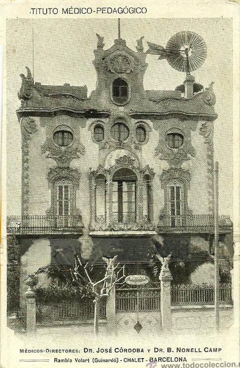 Memòria Dels Barris Villa Vicenta Liceo Castro De La Peña Història Dels Seus Usos En El Temps