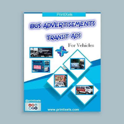 Bus Advertisements, Transit Ads for Vehicles - Printing & Installation