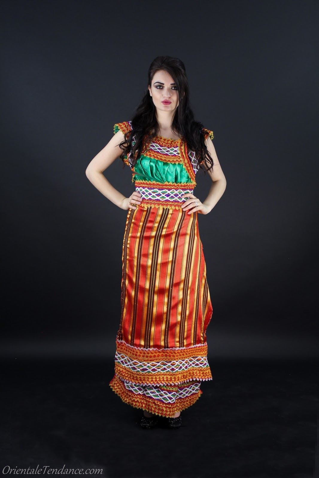 Robes Kabyles Modernes Robes Kabyles 2016