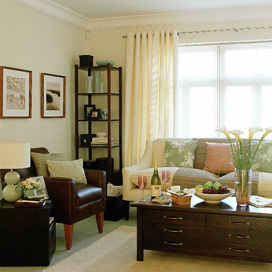 New Home Living Room Designs: New Home Interior Design: Good Collection Of Living Room