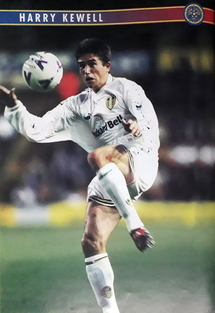 PIN UP HARRY KEWELL (LEEDS UNITED)