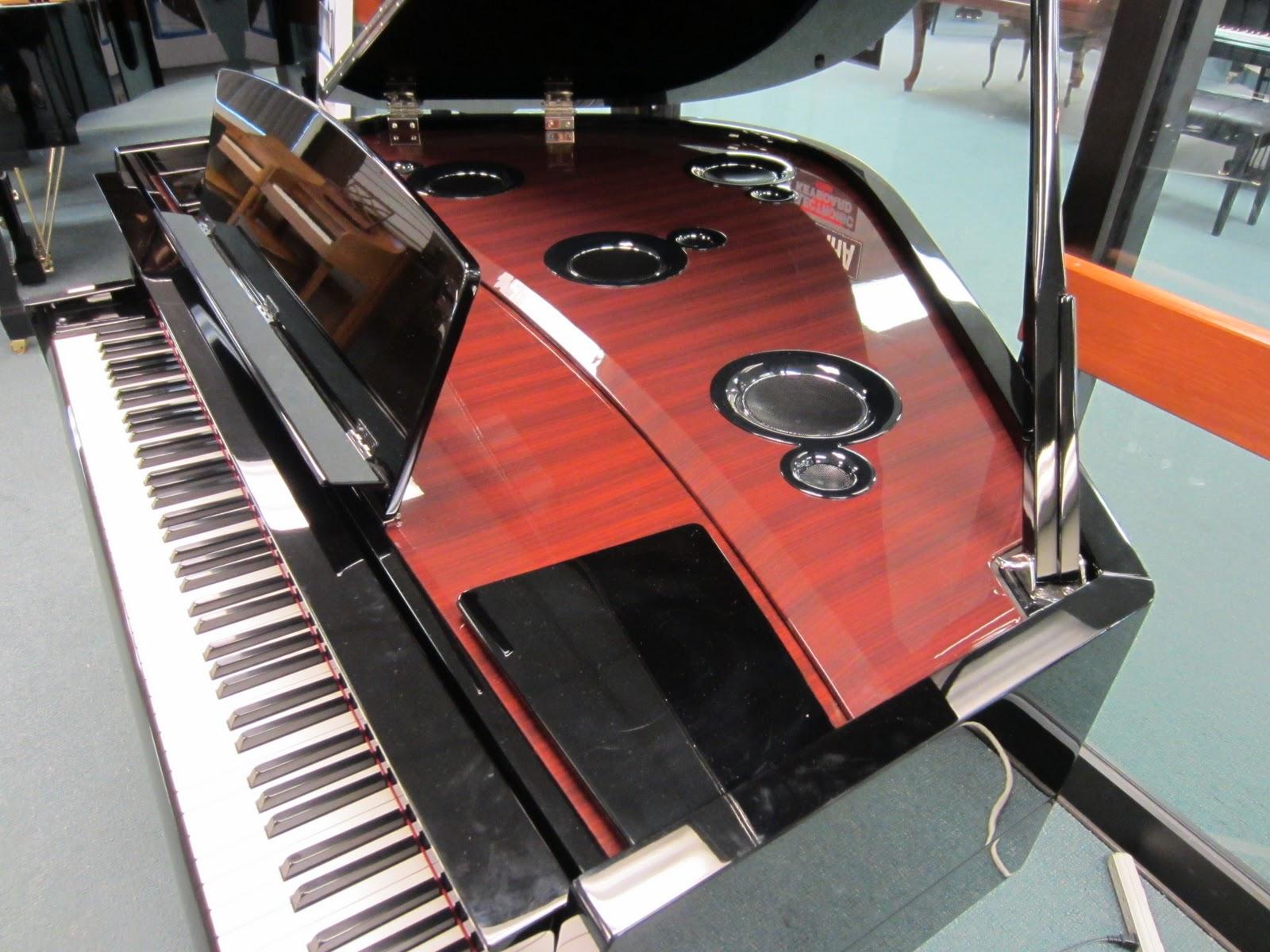 Az piano reviews review yamaha avantgrand n1 n2 n3 for Electric grand piano yamaha