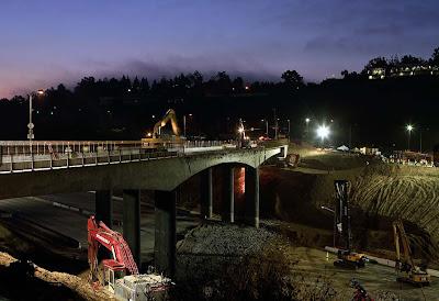 405 freeway closure