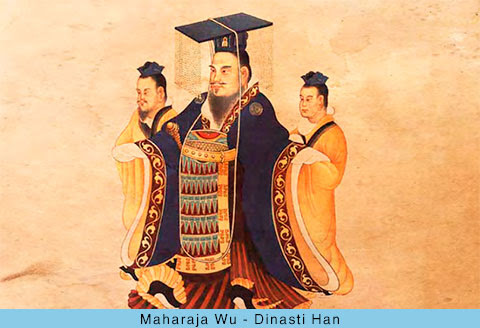 Maharaja Wu - Dinasti Han