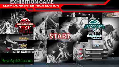 Slam Dunk: INTERHIGH EDITION v1.0.1 Download bestapk24 4