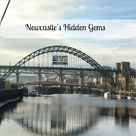 Newcastle Quayside bridges