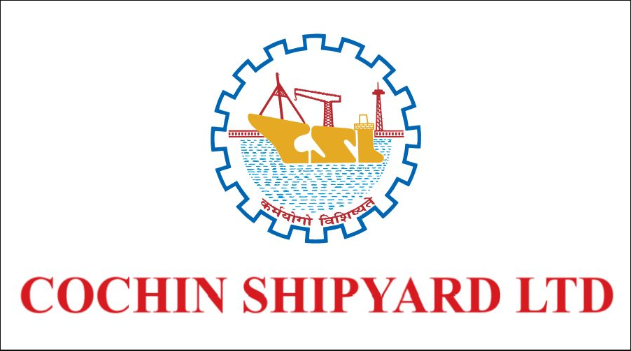 CSL (Cochin Shipyard Limited) : Recruitment for 195 Engineering