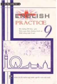 English 9 Practice - Lê Thị Diễm Tú