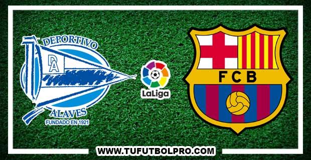 Ver Aláves vs Barcelona EN VIVO Por Internet Hoy 26 de Agosto 2017