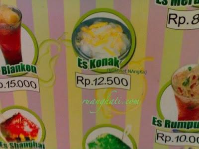 Inilah 4 Makanan dan Minuman Indonesia Dengan Nama Yang Aneh