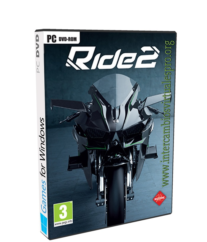 RIDE 2 poster box cover