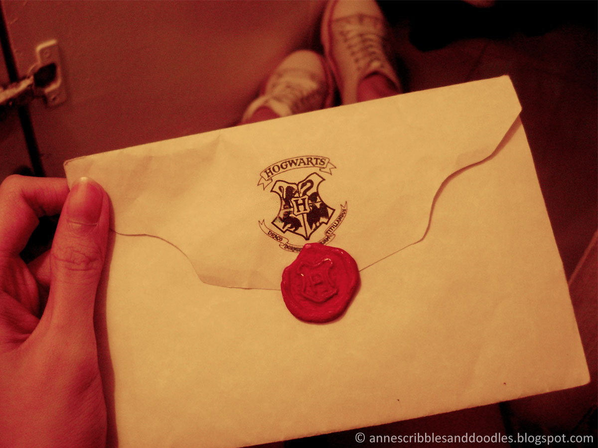 Nook Cafe, Maginhawa Street: Harry Potter Themed Cafe | Hogwarts Acceptance Letter