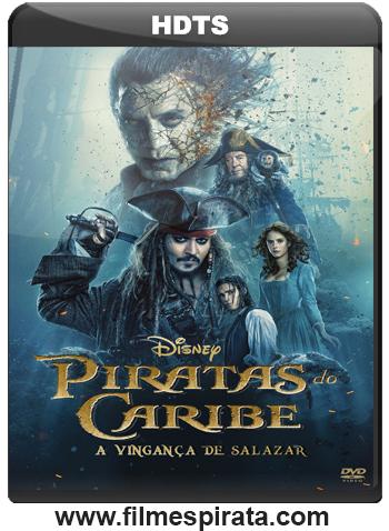 Piratas do Caribe: A Vingança de Salazar Torrent – HDTS 720p Dublado (2017)