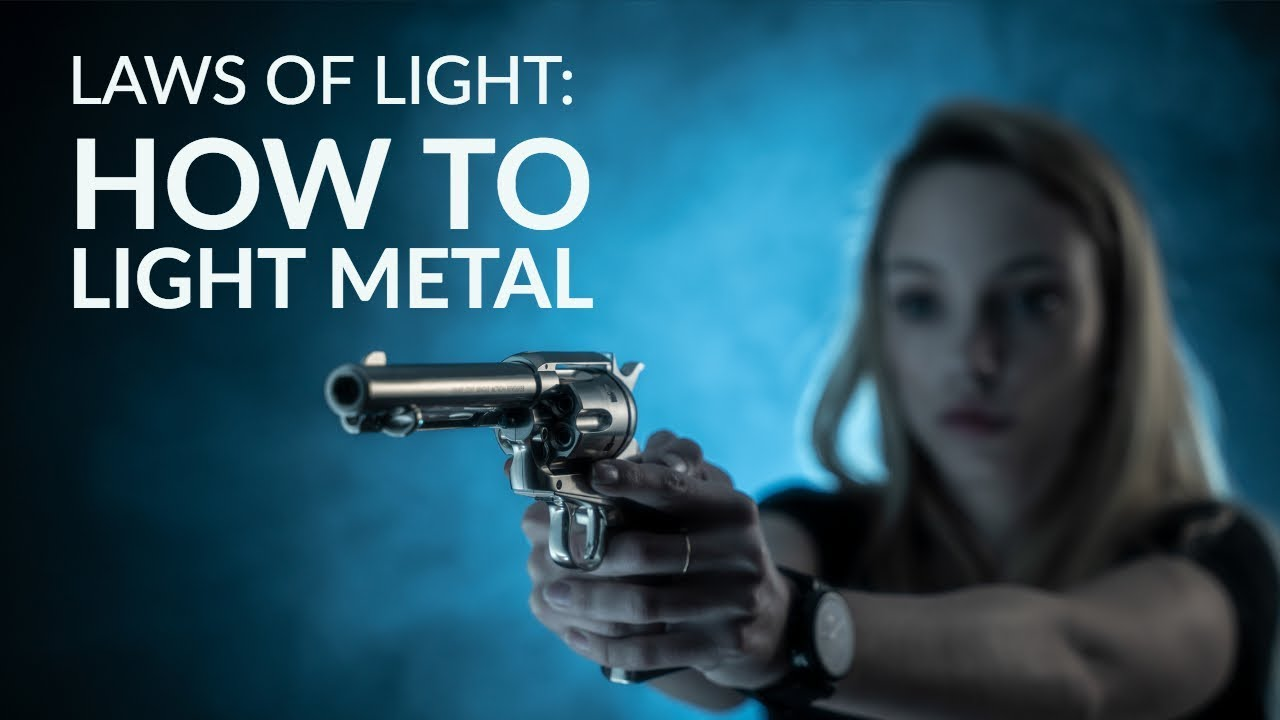 Laws of Light: How to Light Metal