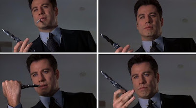Face Off John Travolta Balisong