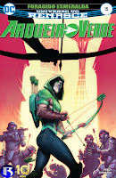 DC Renascimento: Arqueiro Verde #15