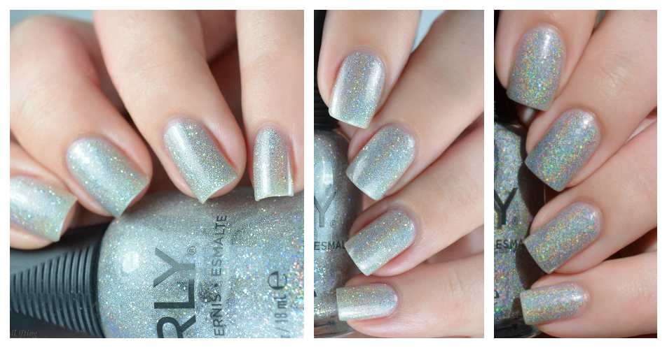 Polished Lifting: Orly Mirrorball Swatches & Review