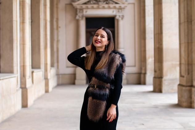 adina nanes reasons to wear a full black outfit