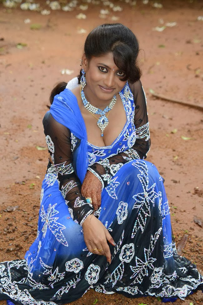 Actress Mamatha Hottest Cleavage Sizzling Stills-7882