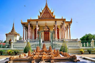 5-five-5: Silver Pagoda (Phnom Penh - Cambodia)