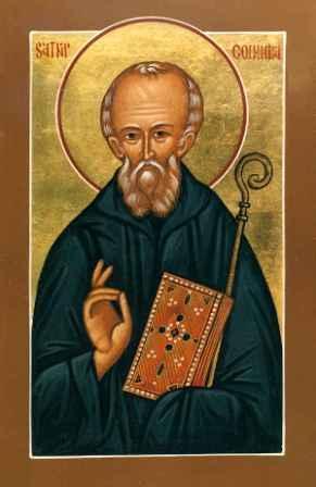Saint Columba of Iona, Enlightener of Scotland (+ 597)   MYSTAGOGY
