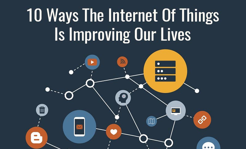 Ways The Internet Of Things Is Improving Our Lives