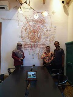 My Kopi-O! Indonesian Bistro, Tempat Hangout Nyaman di Jl. Tenes Malang