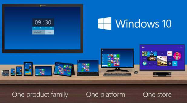 強調跨裝置同使用體驗,搭載Windows 10手機可能在10月現身
