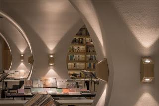 Green Pear Diaries, interiorismo, Librería Zhongshuge, Yangzhou, China