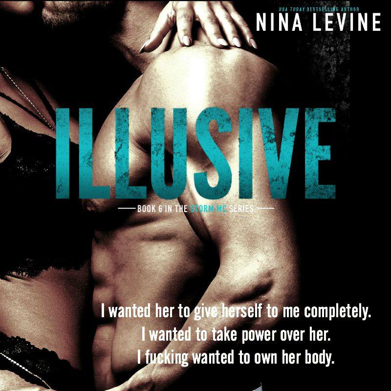 Illusive By Nina Levine Masque Of The Red Pen