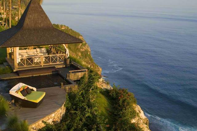Hotel Termewah di Bali yaitu Khayangan Estate